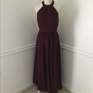 Bill Levkoff Haltered Maxi